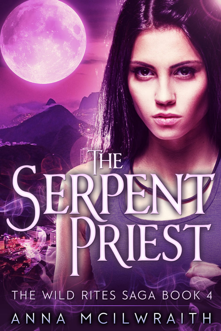 The Serpent Priest, book 4 in The Wild Rites Saga